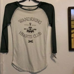 Freeze wandering hearts club size XS